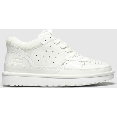 Ugg White Highland Sneaker Trainers