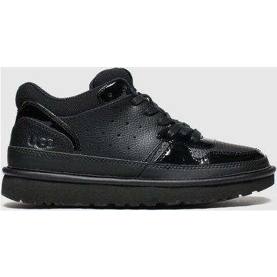 Ugg Black Highland Sneaker Trainers