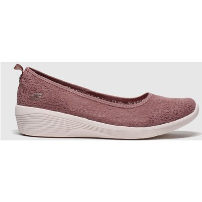 SKECHERS Lilac Arya Airy Days Trainers