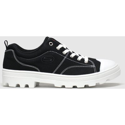 Skechers Black Roadies True Roots Trainers