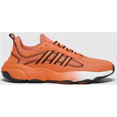 Adidas Orange Haiwee Trainers