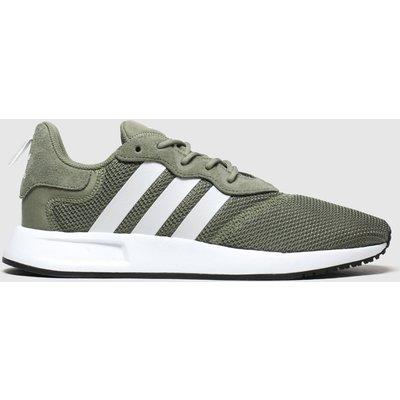 Adidas Khaki X_plr 2 Trainers