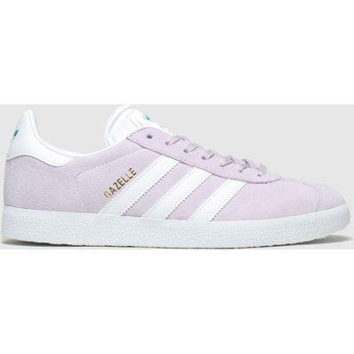 Adidas Lilac Gazelle Trainers