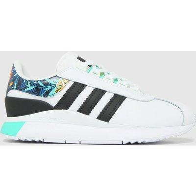 Adidas White Sl Andridge Trainers