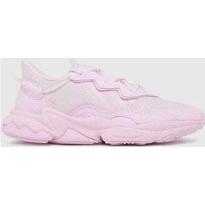 Adidas Pink Ozweego Trainers