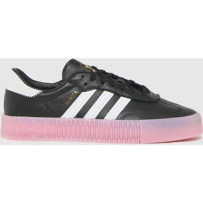 Adidas Black Sambarose W Trainers