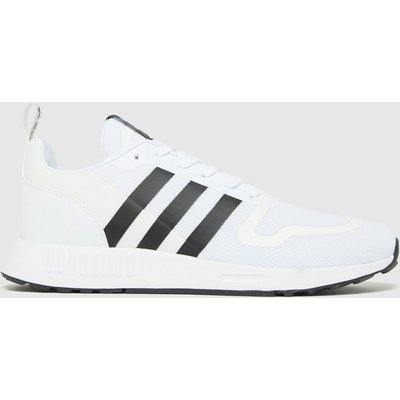 Adidas White Smooth Multix Trainers