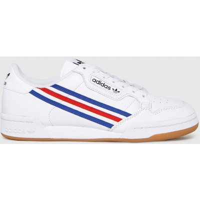 Adidas White Continental 80 Trainers