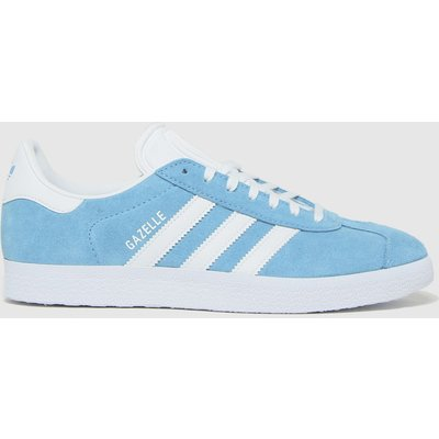 Adidas Blue Gazelle Trainers