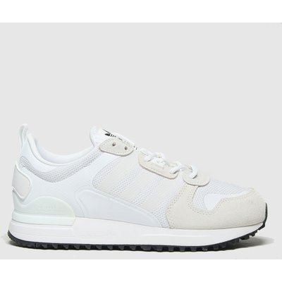 Adidas White Zx 700 Hd Trainers