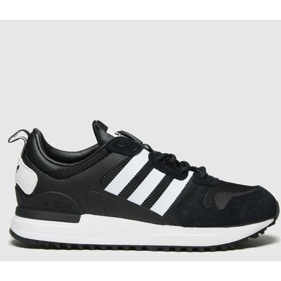 Adidas Black & White Zx 700 Hd Trainers