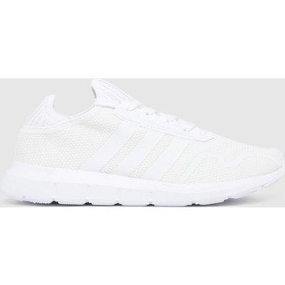 Adidas White Swift Run X Trainers