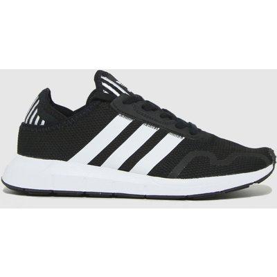 Adidas Black Swift Run X Trainers