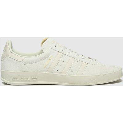 Adidas White Broomfield Trainers