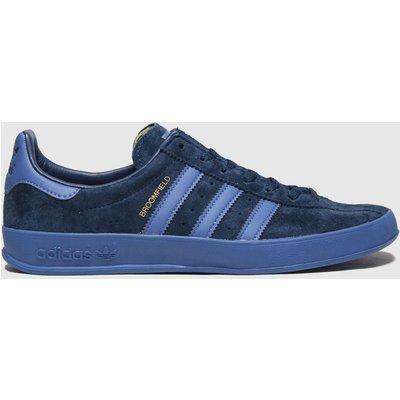 Adidas Blue Broomfield Trainers