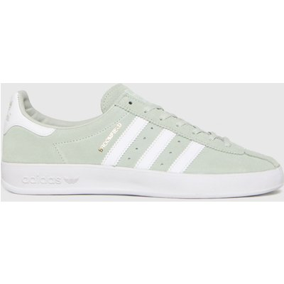 Adidas Light Green Broomfield Trainers