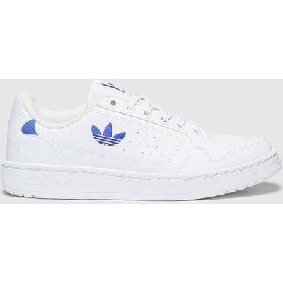 Adidas White Ny 92 Trainers