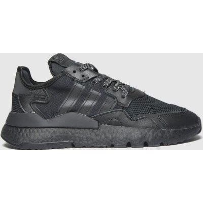 Adidas Black Nite Jogger Trainers