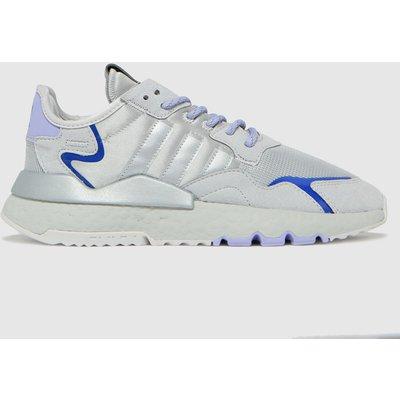 Adidas Grey Nite Jogger Trainers