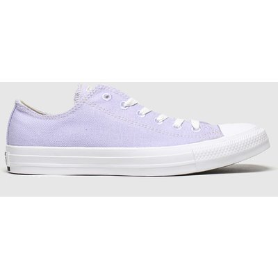 Converse Lilac Renew Ox Trainers