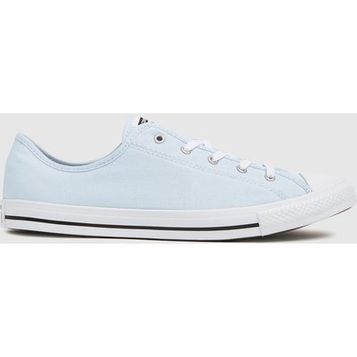Converse Pale Blue Dainty Ox Trainers