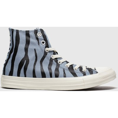Converse Blue Archive Print Trainers