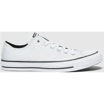 Converse Silver Ox Industrial Glam Trainers