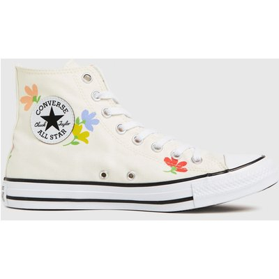 Converse Stone Star Garden Party Trainers