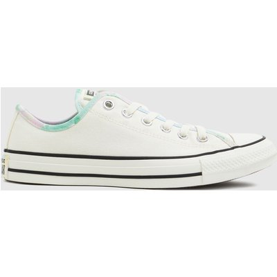 Converse Stone Star Summer Fest Ox Trainers