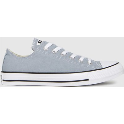 Converse Pale Blue Ox Trainers