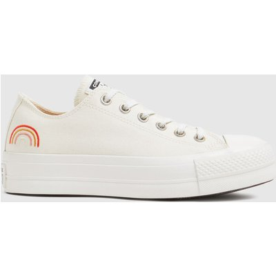 Converse Stone Lift Ox Trainers