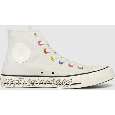 Converse Multi My Story Hi Trainers