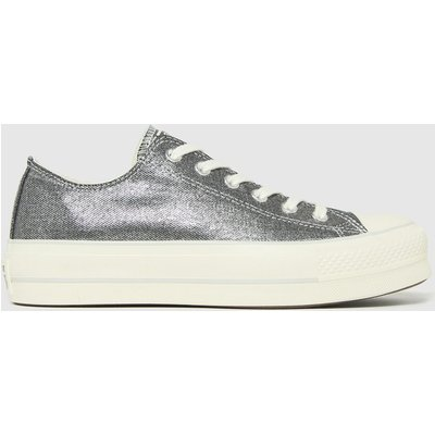 Converse Pewter Lift Ox Trainers
