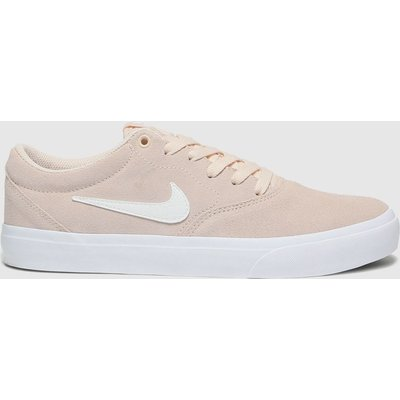 Nike SB Peach Charge Trainers