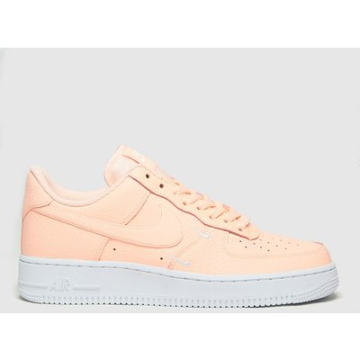 Nike Pink Air Force 1 Essential Trainers