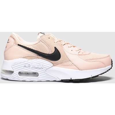 Nike Pale Pink Air Max Excee Trainers