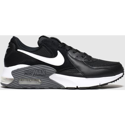Nike Black & White Air Max Excee Trainers