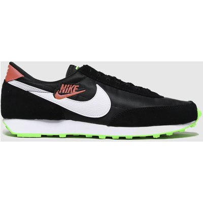 Nike Black & Green Daybreak Trainers