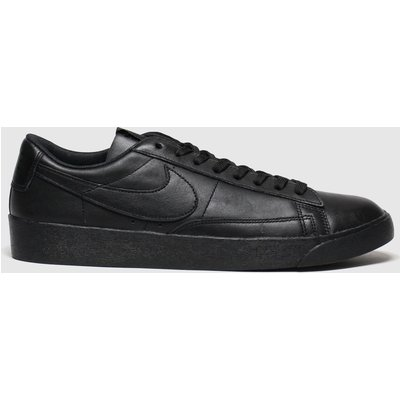 Nike Black Blazer Low Trainers