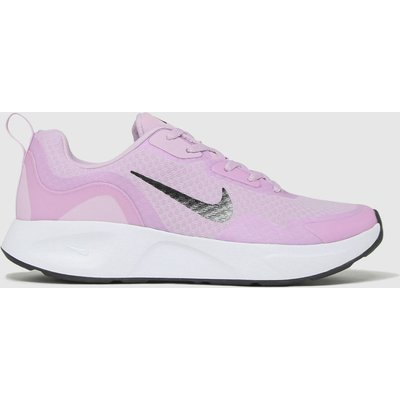 Nike Pink Wearallday Trainers
