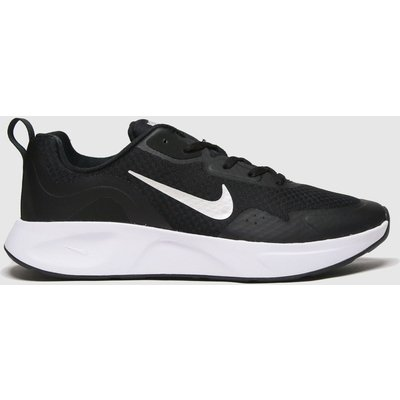 Nike Black & White Wearallday Trainers
