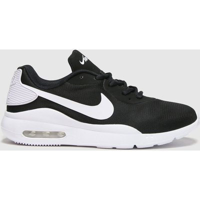Nike Black & White Air Max Oketo Trainers