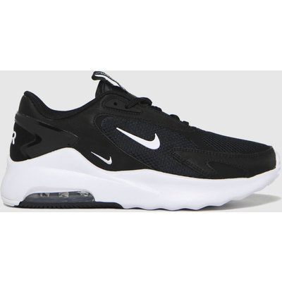 Nike Black & White Air Max Bolt Trainers
