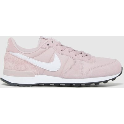 Nike Lilac Internationalist Trainers