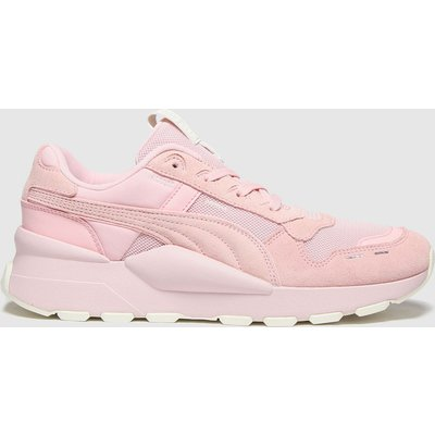 PUMA Pink Rs 2.0 Soft Trainers