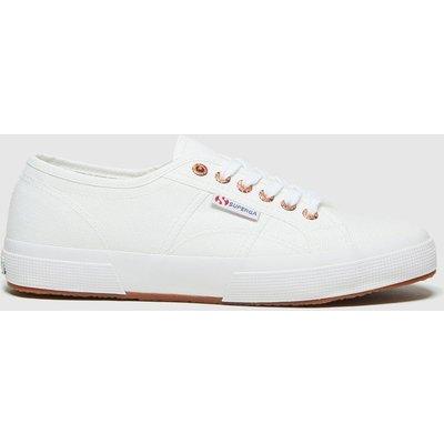 Superga White 2750 Cotu Classic Trainers