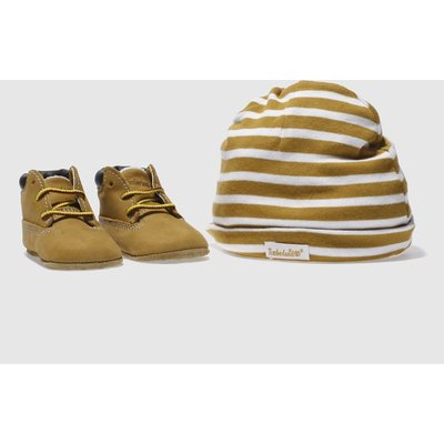 Timberland Natural Bootie Shoes Baby