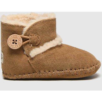 UGG Tan Lemmy Ii Shoes Baby