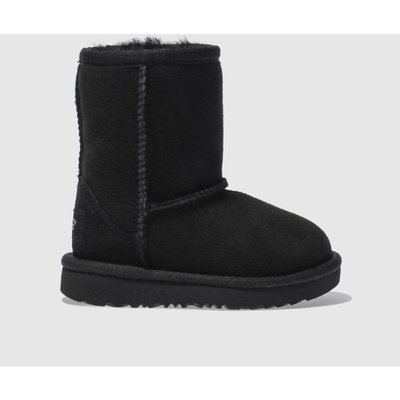 UGG Black Classic Ii Boots Toddler