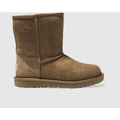 UGG Tan Classic Ii Boots Junior